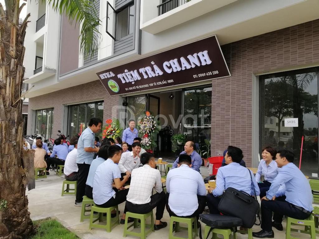 Sở hữu ngay căn ShopHouse cuối cùng 2 mặt tiền thuộc KDT Vsip Bắc Ninh
