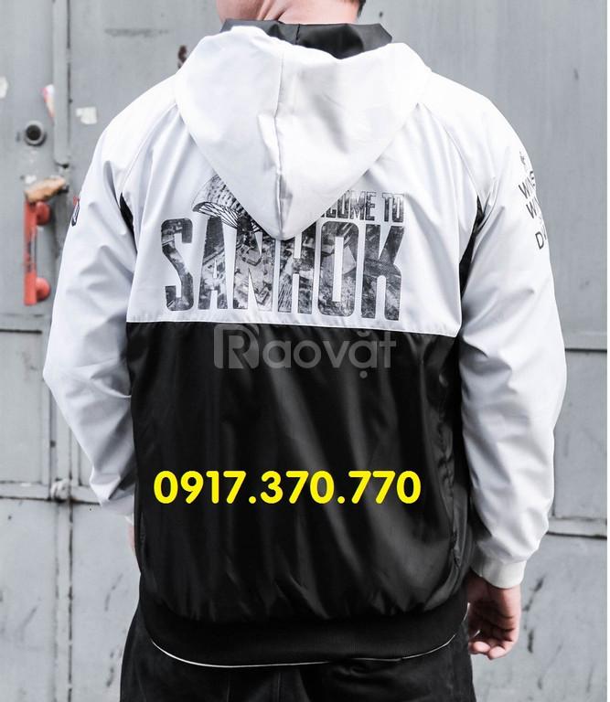 Báo giá may áo khoác theo yêu cầu