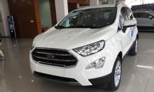 Ford Ecosport Titanium 1.5L - nhỏ gọn nhưng vẫn thoải mái