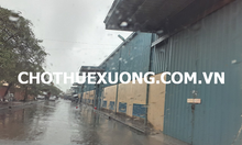 Cho thuê kho xưởng tại KCN Tiên Sơn Bắc ninh DT 6000m2 giá tốt