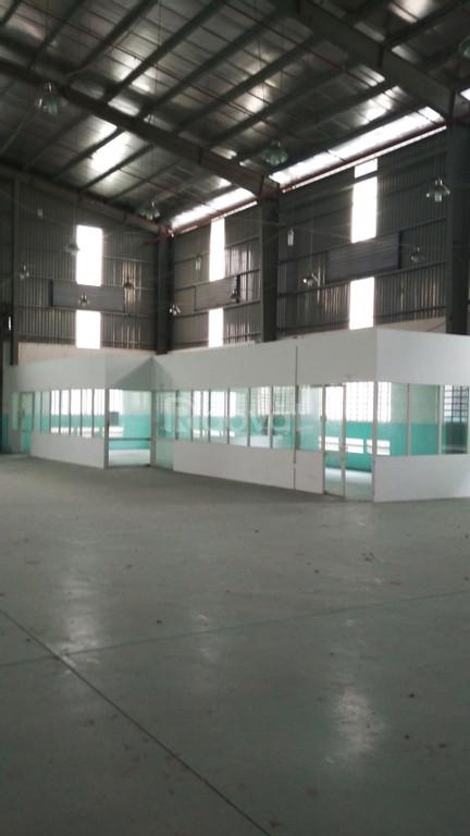 Cho thuê kho xưởng đường Trần Đại Nghĩa, Bình Chánh,diện tích 11.083m2