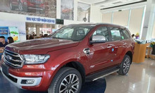 Ford Everest Titanium - Sự lựa chọn hoàn hảo