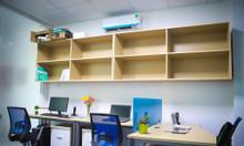 Văn phòng cho thuê trọn gói 120m2 quận Tân Phú