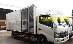 Hino 5 tấn/ xe hino 5 tấn/xe tải hino 5 tấn nhập khẩu, lắp rấp