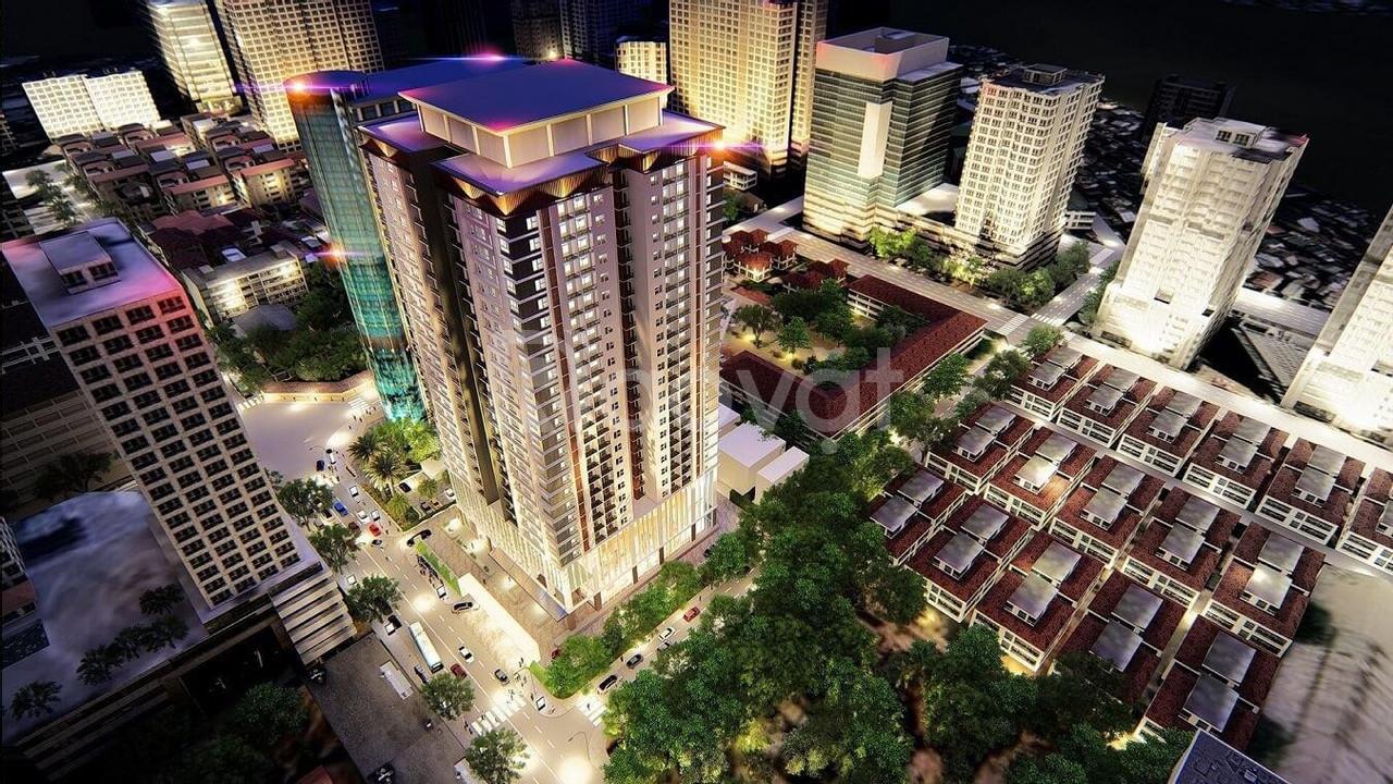 Bán chung cư cao cấp The legacy Trung Hòa Nhân Chính.