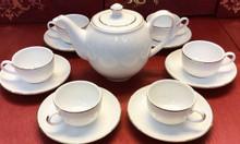 Quà tặng khách hàng ấm chén trà, bộ tách trà tại Quảng Ngãi