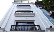 Bán nhà ngõ 125 Nguyễn Chánh, Trần Duy Hưng MT4.5m, 5 tầng, 3.3 tỷ