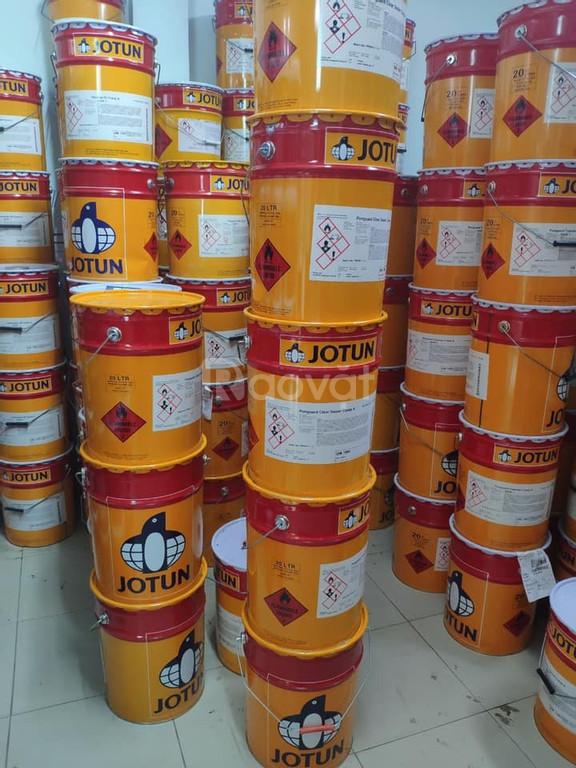 Địa chỉ cung cấp sơn lót epoxy Jotun Penguard Primer màu xám giá rẻ