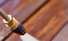 Cung cấp sơn PU gỗ công nghiệp cho xưởng gỗ nội thất tại Dĩ An