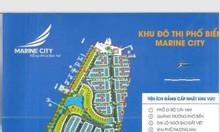 Marine City 3 mặt giáp sông, mặt tiền đường rộng 40m
