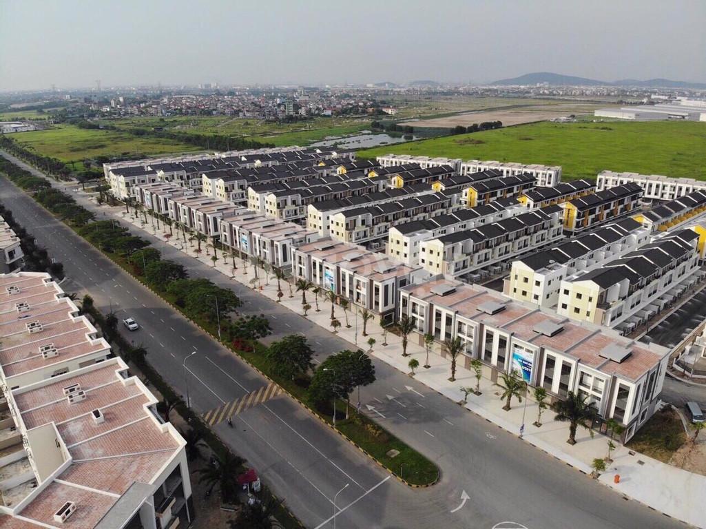 Chỉ 2 tỷ bạn đã sở hữu ngay 75m2 đất và nhà 3 tầng thuộc KDT VSip BN