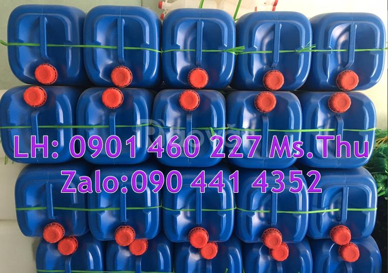 Can nhựa 20 lít đựng hoá chất sản xuất can nhựa 25 lít can nhựa 30 lít
