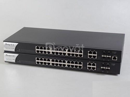 Bộ chuyển mạch Draytek Vigor Switch G2280