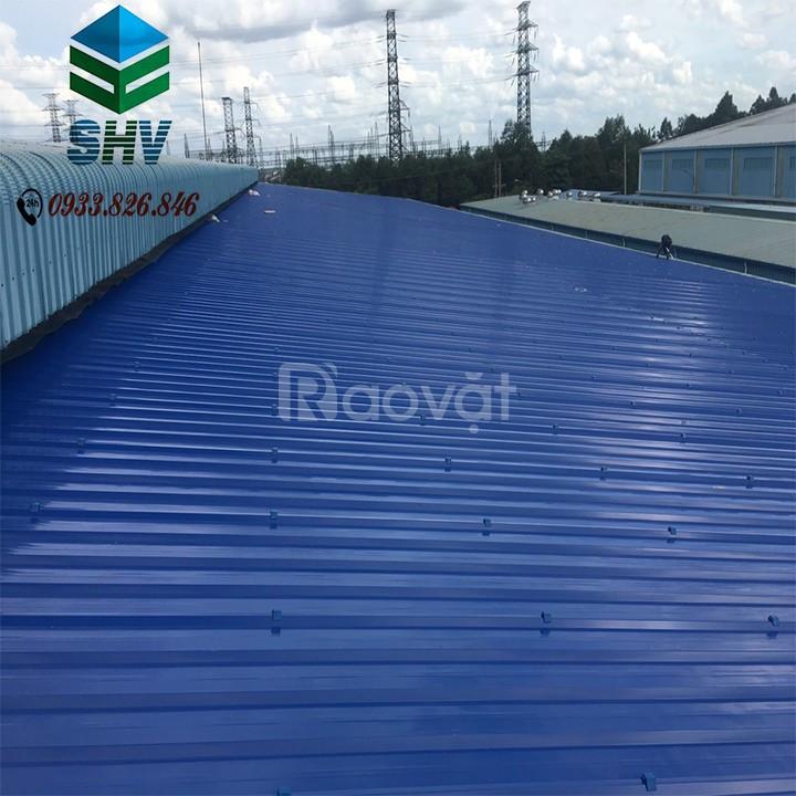 Tôn mái chống nóng cách nhiệt panel eps