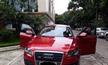 Bán xe AUDI đỏ - 5 chỗ