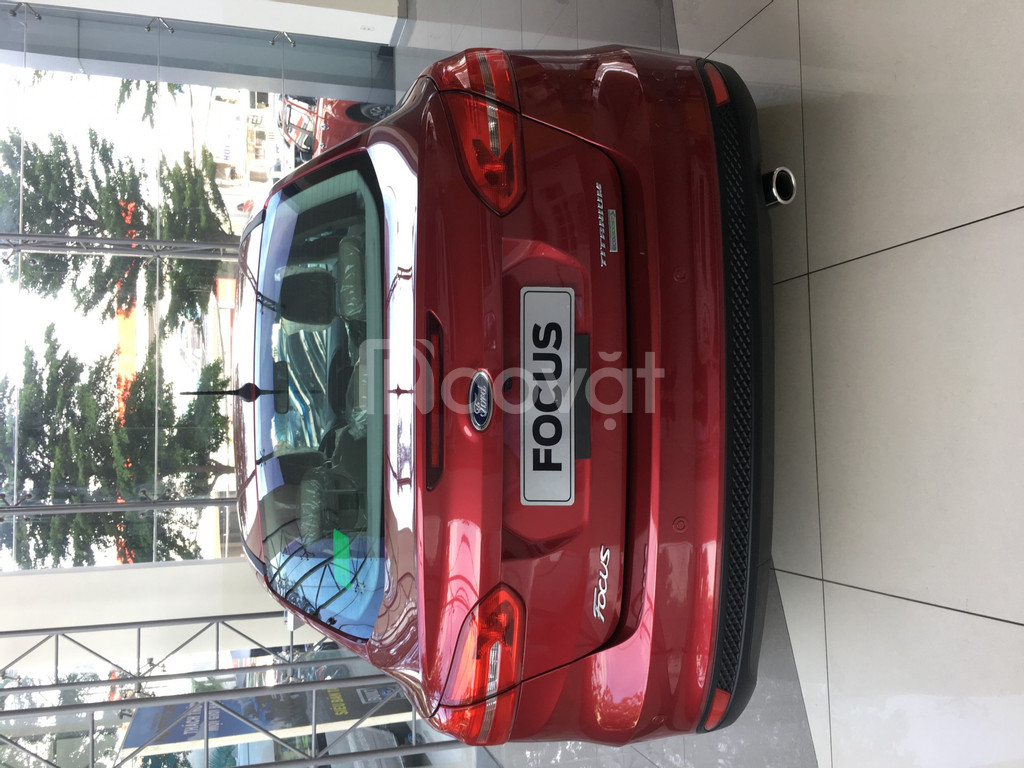 Ford Focus KM khủng