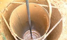 Bán bentonite làm vật tư khoan cọc nhồi, vật tư xây dựng