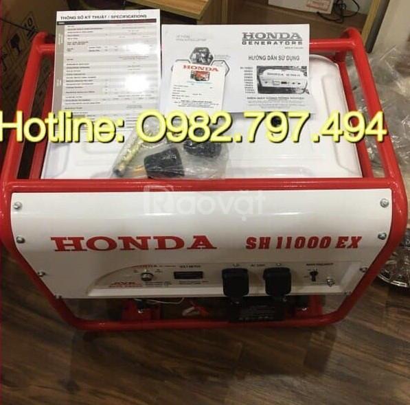 Giá máy phát điện Honda Thái Lan SH11000EX-10kw Bao Nhiêu?