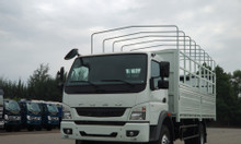 Bán xe tải cao cấp xuất xứ Nhật Bản Fuso Canter trả góp 80%