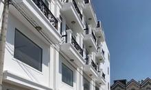 Bán nhà phố khu dân cư Thạnh Xuân, liền kề Gò Vấp