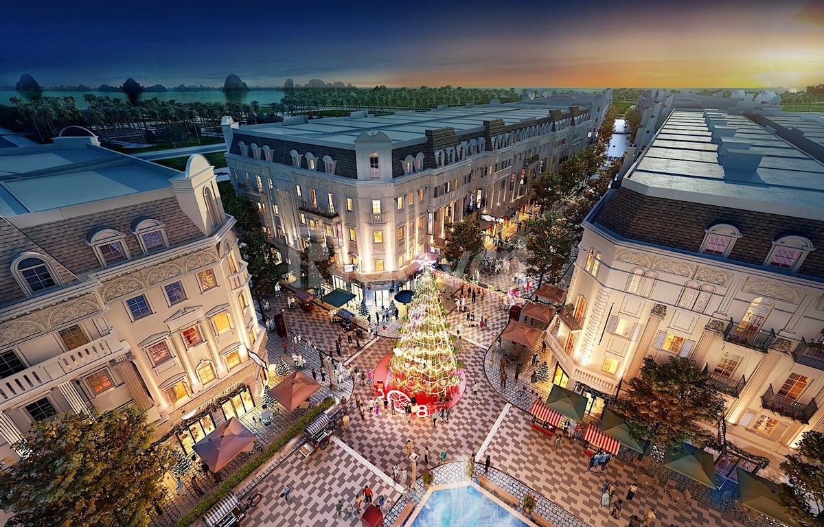 Nhà phố kinh doanh trung tâm Hạ Long 120m2x5T sinh lời bề vững 10.4 tỷ