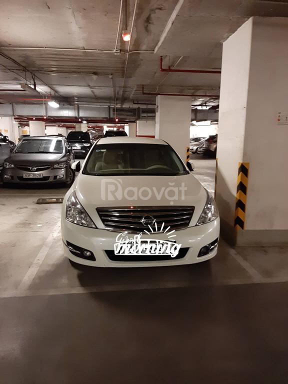 Chính chủ bán xe Nissan Teana bản Nhật xuất Trung Đông