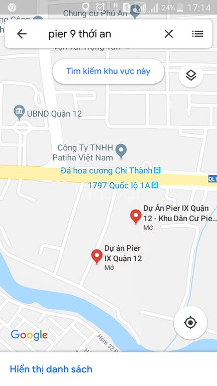 Căn Shophouse nhà phố Sài Gòn-Thới An/ Giá 8,8ty đã VAT