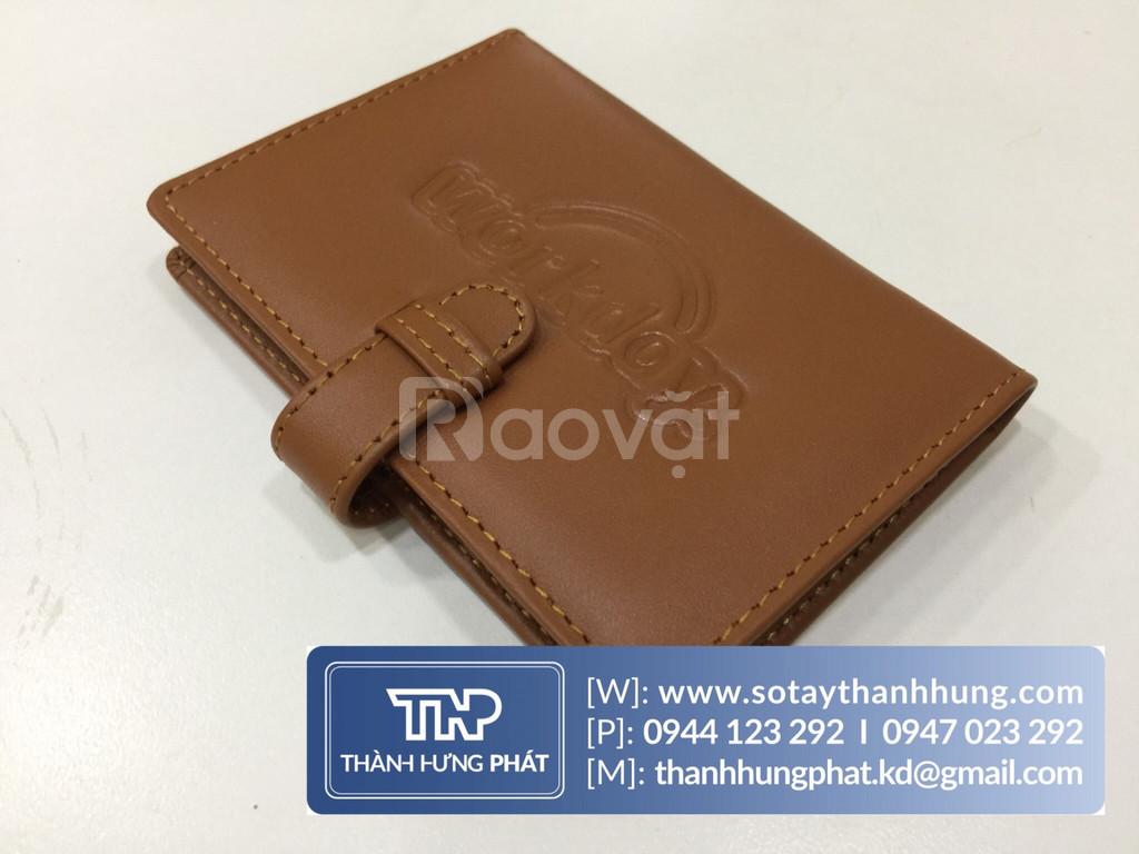 Cung cấp ví da quà tặng giá rẻ - Xưởng may ví da quà tặng