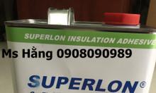 Keo dán superlon kết dính hoàn hảo cho cao su lưu hoá