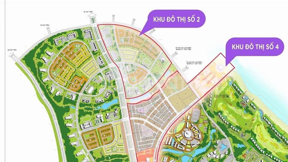 Thị trường Quy Nhơn được ví như miền đất hứa giúp các nhà đầu tư...