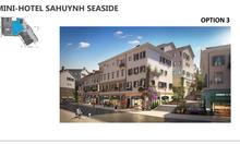 Shophouse mặt biển Quảng Ngãi chỉ còn những căn cuối cùng