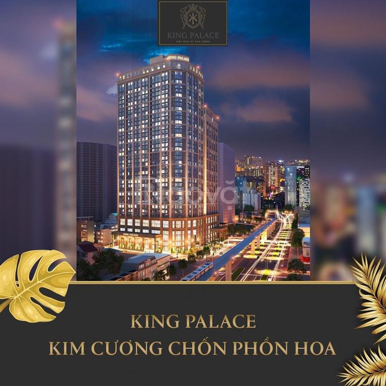 Đăng ký tham quan căn hộ mẫu King Palace 108 Nguyễn Trãi