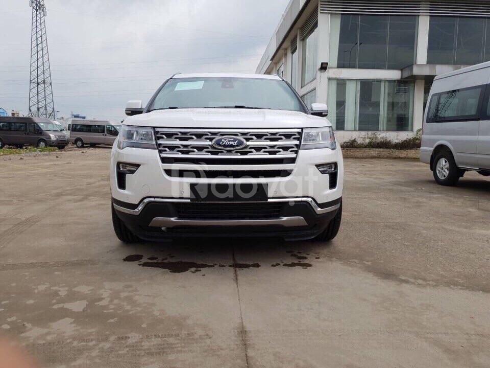 Ford Explorer - Đẳng cấp sang trọng