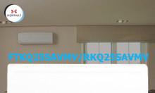 Điều hòa Daikin Inverter 1 chiều 9.000BTU (FTKQ25SAVMV/RKQ25SAVMV)