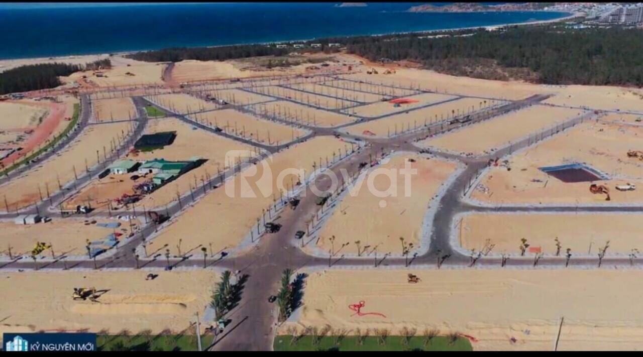 Dự án đất biển tại Quy Nhơn, cơ hội đầu tư tốt cho nhà đầu tư