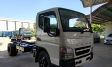 Mitsubishi Fuso canter 4.99 tải trọng 2,1 tấn Chassis
