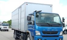 Bán xe tải thương hiệu Nhật Bản Mitsubishi Fuso Canter 12.8 trả góp
