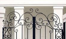 Cổng sắt hoa văn - Đặc sản của mỗi ngôi nhà