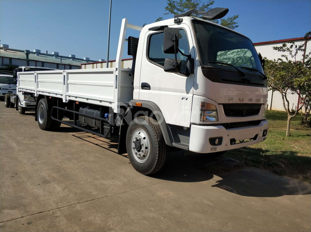 Bán dòng xe tải cao cấp Mitsubishi Fuso Canter 12.8