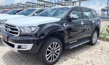 Ford Everest Titanium - An toàn