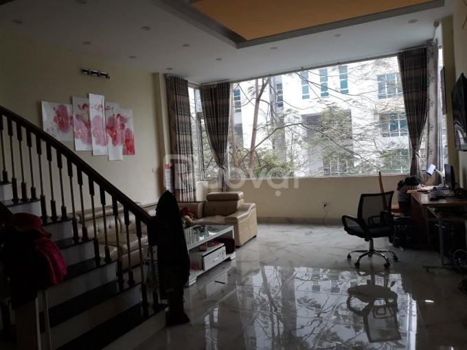 Cho thuê nhà nguyên căn 5 tầng làm văn phòng, Văn Phú, Hà Đông