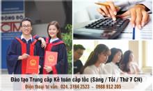 Trung cấp Kế toán mở lớp học nhanh có Bằng TN dành cho người đi làm