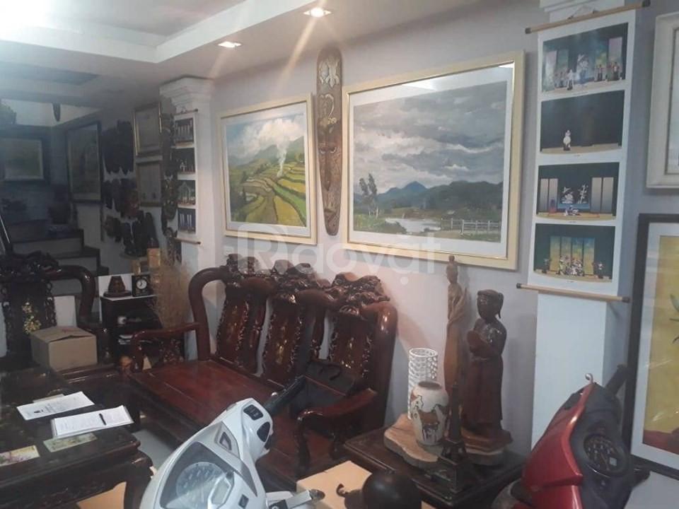 Nhà đẹp Quan Nhân, Thanh Xuân ôtô tránh, kinh doanh 45m2x5T, Mt 4.1m