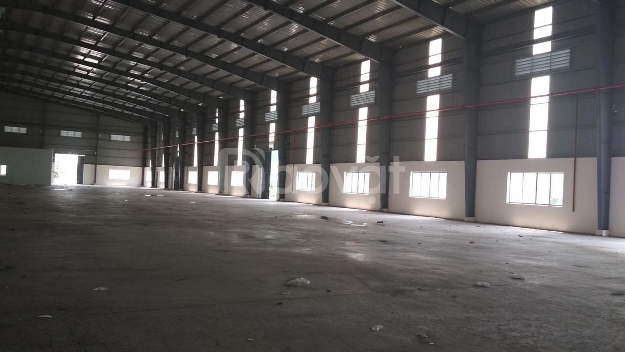 Cho thuê kho xưởng đường Phan Anh, Bình Tân, 2.800m2,giá tốt Bình Tân