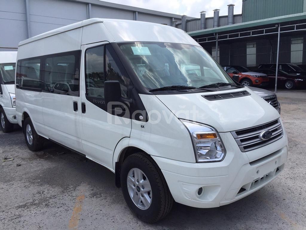 Ford Transit - khuyến mãi tốt mùa vu lan