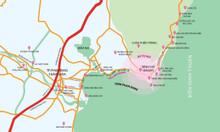 Đất nền 100%  thổ cư sát biển Ninh Chữ - Ninh Thuận.