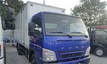 Xe tải thaco Mitsubishi fuso canter 6.5 euro4 tải trọng 3,4 tấn