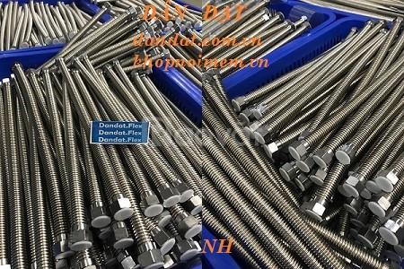 SX dây cấp nước, dây cấp nóng lạnh inox, dây cấp nước inox các loại (ảnh 4)
