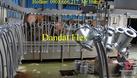 Ống chống rung - khớp nối chống rung inox (có thể gia công theo mẫu) (ảnh 5)