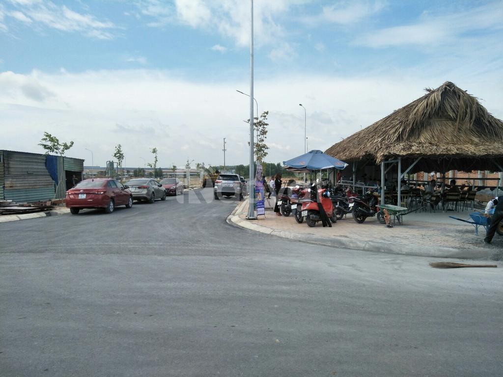 Cập nhật tiến độ dự án Tân Phước Khánh Village